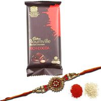 Bournville and Rakhi to Ranchi
