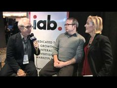 Steve Wax and Ted Hope talk with Julie Thompson during an interview at the 2011 IAB MIXX Conference & Expo. Julie Thompson, Independent Films, Filmmaking, Ted, Indie, Interview, Youtube, Fictional Characters, Movie Theater