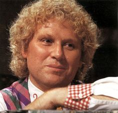 Colin Baker, the sixth doctor.