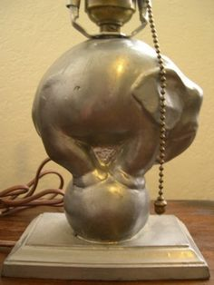 FRANKART Elephant Lamp 1927 | eBay