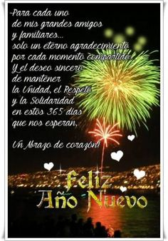 Imágenes, Frases y Mensajes de AÑO NUEVO 2019 | Mejores imágenes Happy New Year Gif, Happy New Year Images, Happy New Year Quotes, Happy Week, Happy New Year Greetings, Quotes About New Year, Christmas Card Sayings, New Year Pictures, Wish Quotes