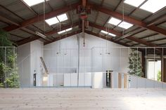 Warehouse Renovation - Picture gallery
