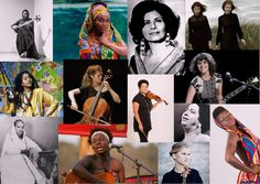 IWD2018 Playlist - Part 2 (E-J) Countries Of The World, Ladies Day, Female, Celebrities, Artist, Women, World Countries, Celebs, Foreign Celebrities