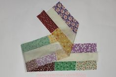 EZ 9-patch quilt block—sew strips together, sub cut into sections, then sew into a block, Nancy Zieman