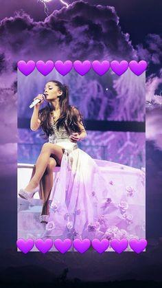 ➖ Wallpaper Lockscreen Ariana Grande