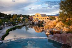 Love love love!!--we try to go at least 3 times a year -The Springs Resort, Pagosa Springs, Colorado. by Tanager photography