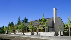 Gleneagles Community Center by Patkau Architects. CANADA.