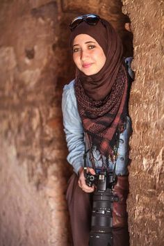 Summer Hijabi Photograph