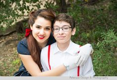 Lucy and Yair are simply the sweetest! This session was originally intended to be an anniversary shoot for their wonderful mom Gloria, but h...