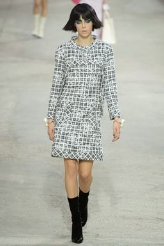 The Gossip Wrap-Up!: The Collections: Chanel Spring 2014