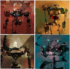 mechanical.colors by betteo Deviantart, Dieselpunk, Cyberpunk, Steampunk, Fantasy, Drawing Trees, Drawings, Illustration, Artwork