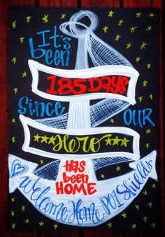 101 awesome ideas for military welcome home signs pinterest