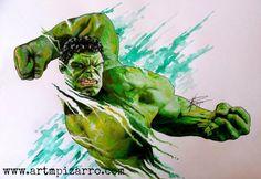 """Post """"ORÍGENES DE LOS VENGADORES FUNDADORES (I): HULK"""". http://www.dynamicculture.es/origen-de-vengadores-hulk/ #Hulk"""