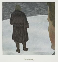 alex colville - february (1979) - national gallery of canada