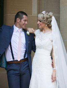 Wedding Ties Blush Pink / Men's skinny tie  / by TheBestBoysTies