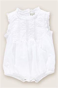Romper (0-18mths) - perfect for a summer baby - NEXT