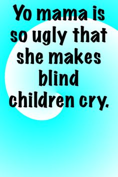 Well isn't that a good thing because then the kids can see again, there scared for life but they can see
