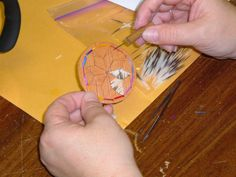 porcupine quillwork | Traditional Porcupine Quillwork Workshop « News « The New Brunswick ...