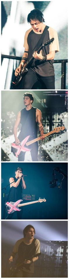 5SOS #ROWYSO London WEMBLEY ARENA !!!! 6/12/15