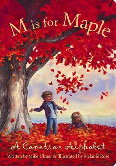 Whether sharing the stories of Anne of Green Gables and Terry Fox, or revealing Canada's importance in growing grain that feeds the world, M is for Maple is a shining tribute to Canada. From British C