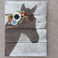 not a horse for me, but this is a cute idea