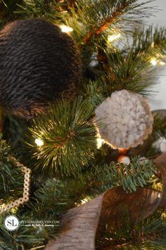 Mercury Ornament wFoil Assorted  Christmas tree ideas