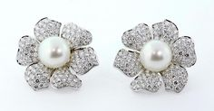 """""""Unlike most gemstones, pearls are created by living creatures. Celebrate Pearl Month with our exquisite collection."""""""