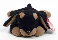 Aww Doby!! He was my very first Ty Beanie Baby, a gift from mom and dad too, after one of my dance recitals..Sweet memories❤