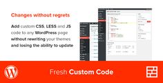 Fresh Custom Code (Utilities) |