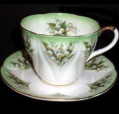 Royal Albert - Cup Shapes www.royalalbertpatterns.com