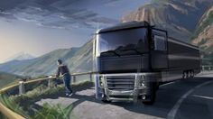 "Search Results for ""euro truck simulator 2 hd wallpaper"" – Adorable Wallpapers Truck Camper, Truck Bed, Monster Truck Birthday, Monster Trucks, Euro, Freight Truck, American Truck Simulator, Background Images, Hd Wallpaper"