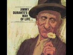 """Jimmy Durante - I'll Be Seeing You (born James Francis """"Jimmy"""" Durante)"""