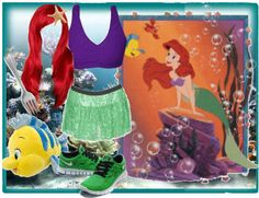 disney princess running costumes ariel