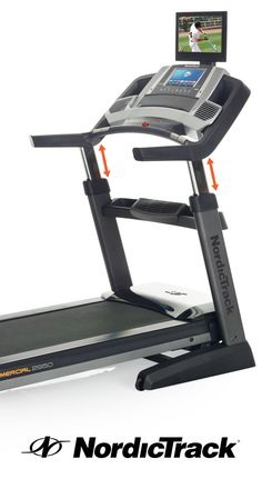 We blended our best design, technology, features and components into the Commercial 2950 treadmill. High-definition television, a Web-capable touch display, OneTouch; controls and iFit; technology come together on a console that adjusts up and down for a perfect fit for users of any height. For premier performance, we've added adjustable cushioning, two cooling fans and a wireless heart rate monitor.