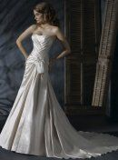 Maggie Sottero Wedding Dresses - Style April A3391 Our Pirce:$268.99