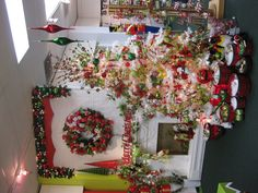 I want my living room to look like this on christmas