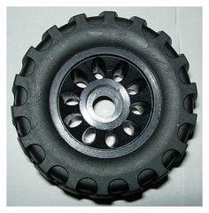 skateboad weels | Longboard Skateboard Wheels Off Road 4x4 Rubber Wheel - Product ...