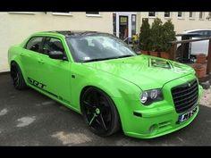 #Chrysler300C #Green #Dream