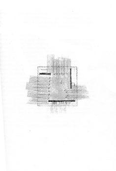 a+u Extra Edition: Peter Zumthor | Sketch, plan