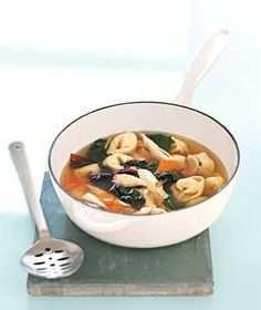 How To Make Tortellini Soup