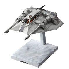 Star Wars Bandai 1/48 Plastic Model : Snowspeeder