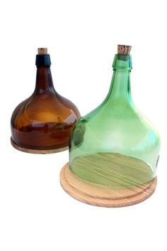 Cheese bell made from recycled bottle (Bottle Recicle)