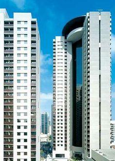 Brascan Century Plaza   São Paulo, SP, Brasil I Escritório Konigsberger Vannucchi, 2000-2003