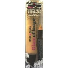 Hard Candy Glamoflauge HEAVY DUTY CONCEALER with pencil LIGHT color * Continue to the product at the image link.