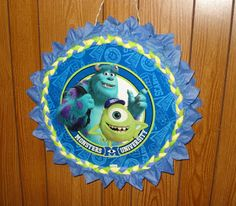 Piñatas: Monster Inc Pinatas