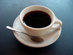 First, acquire your coffee. An 8oz cup contains around 135mg of caffeine, which is the part you're really after. | 14 Things All Coffee Lovers Should Know