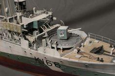 HMS Snowberry 1/72 by Chris Flodberg