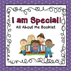 Browse over 330 educational resources created by The Picture Book Cafe in the official Teachers Pay Teachers store. Beginning Of School, First Day Of School, Preschool Ideas, Teaching Ideas, All About Me Booklet, All About Me Project, I Am Special, Book Cafe, Nursery School