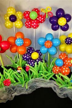 Cómo decorar con globos - http://decoracion2.com/como-decorar-con-globos/59358/ #ConsejosDecoración, #DecoraciónFiestas, #DecoraciónGlobos #Consejos, #Manualidades