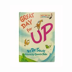 Great Day for UP Dr. Seuss Book 1974 First by PlumsandHoney